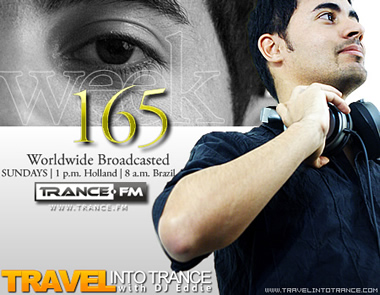 Travel Into Trance #165