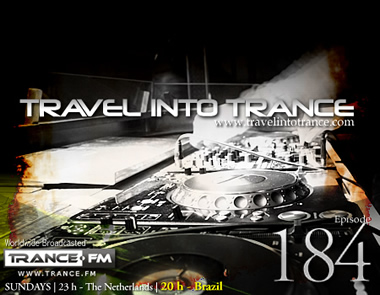 Travel Into Trance #184