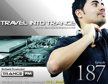 Travel Into Trance #187